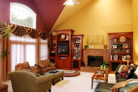 family room wall color ideas popular paint colors for