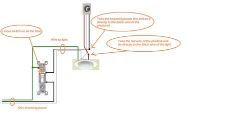 photocell wiring diagrams image gallery photocell wiring