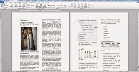 latex imagenes dos columnas aytuto escribir un texto en columnas con word