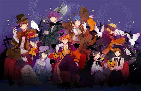 halloween themes anime halloween image pack 2 aiko
