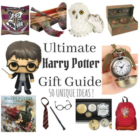 birthday gifts for harry potter fans ultimate harry potter gift guide for kids the