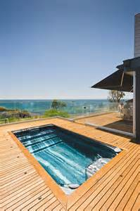 Backyard Inground Pools by Endless Spas Endless Spa On Site Swim Spa Inspections
