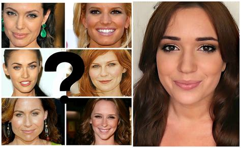 Face Shape Quiz | themakeupchair find your face shape quiz