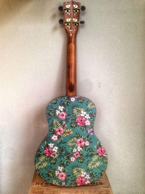 flower design ukulele 1000 ideas about ukulele art on pinterest ukulele