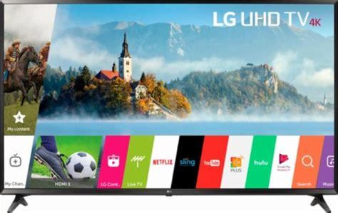 Lg Uhd Led Smart Tv 42 Inch 42ub700t lg 43 quot class led uj6300 series 2160p smart 4k uhd tv with hdr black 43uj6300 best buy