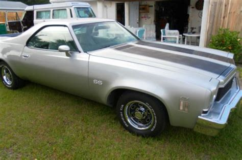 1973 el camino ss 454 purchase new 1973 el camino ss 454 swivel buckets in