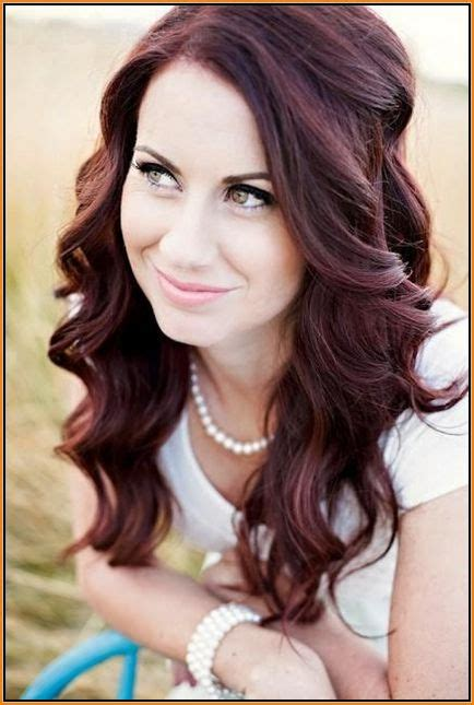 mahogany brown hair color curly hair 25 best ideas about mahogany brown on pinterest