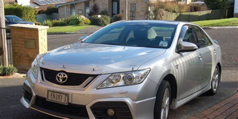 toyota aurion sportivo zr6 review toyota aurion review specification price caradvice