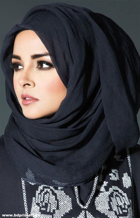 Hijaber Style beautiful modern styles pictures for