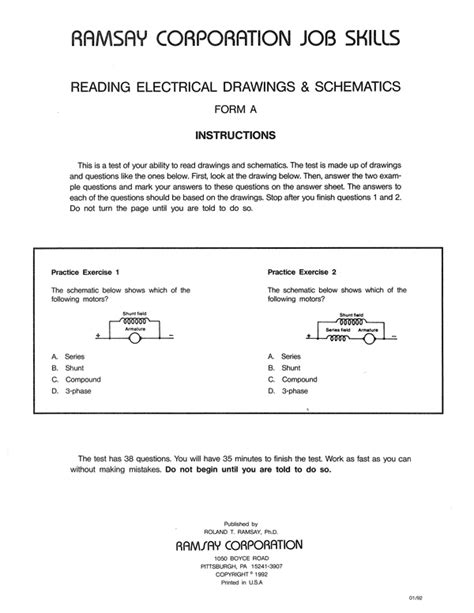 reading electrical diagrams and schematics readingrat net