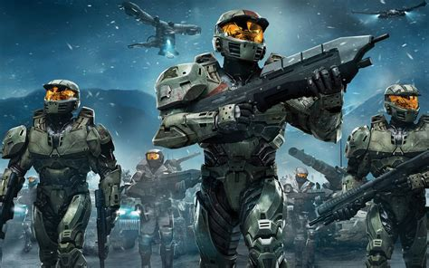 wallpaper game war halo wars game wallpapers hd wallpapers id 8760