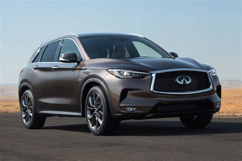 Infinity Auto Express by Infiniti Qx50 Revealed At La Motor Show Pictures Auto