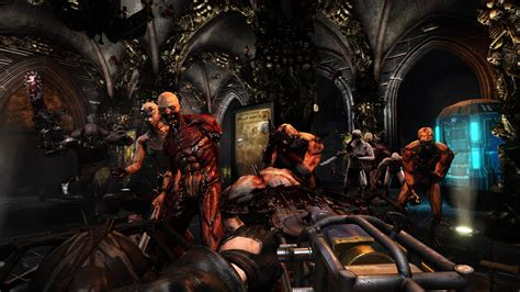 e3 2016 killing floor 2 avance para ps4 y pc