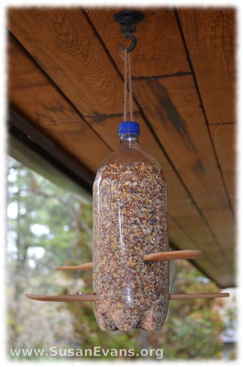 how to make a pop bottle bird feeder susan s homeschool