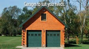 log garage packages