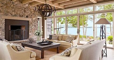 midwest living magazine idea house harbor view door county 15 midwest lake getaway homes lakes featured and style