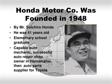 Mr Honda by Quot Born Global Grow Global Quot What To Learn From Honda