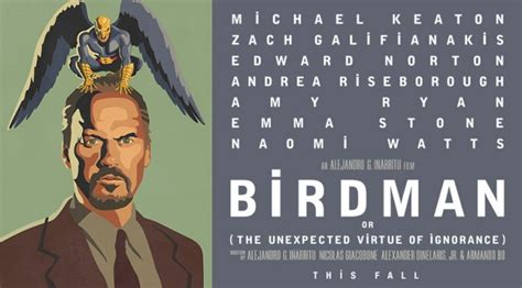 film birdman international trailer for birdman shows michael keaton s