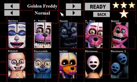 Five Nights at Freddy's Sister Location brings new