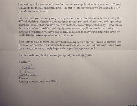 College Acceptance Letter Mistake The Rejection Of The Constitutional Trea By Valery Giscard D Estaing Like Success