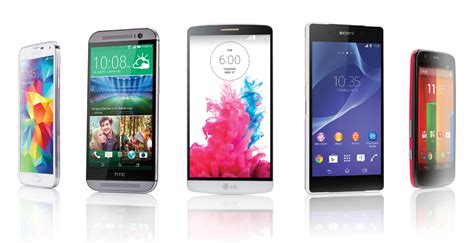 best android cell phone best android phones of january 2015