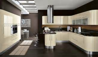 Venere curved and modern kitchens by record cucine freshome com