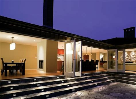 Patio Step Lights Wacled Step Lights Outdoor 1ceaf9photo Jpg Contemporary Patio New York By Wac Lighting