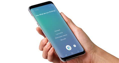 Samsung Galaxy S8 Second Global bixby voice arriva negli usa ecco la preview in funzione su un samsung galaxy s8 global work