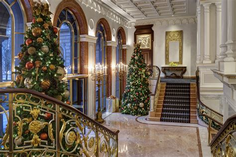 best nyc hotel best hotels for spending the holidays in nyc