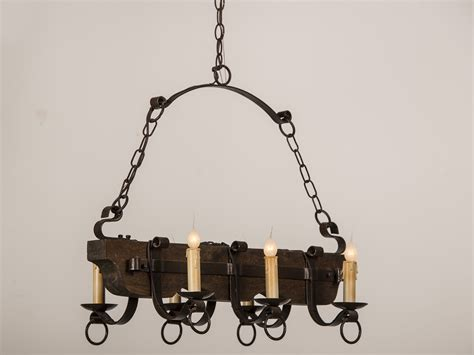 12 best collection of modern wrought iron chandeliers