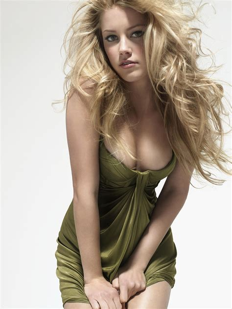 heard of amber heard photoshoot by don flood