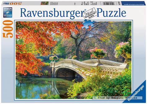 500 Jigsaw Puzzle 500 pcs jigsaw puzzle bridge ravensburger