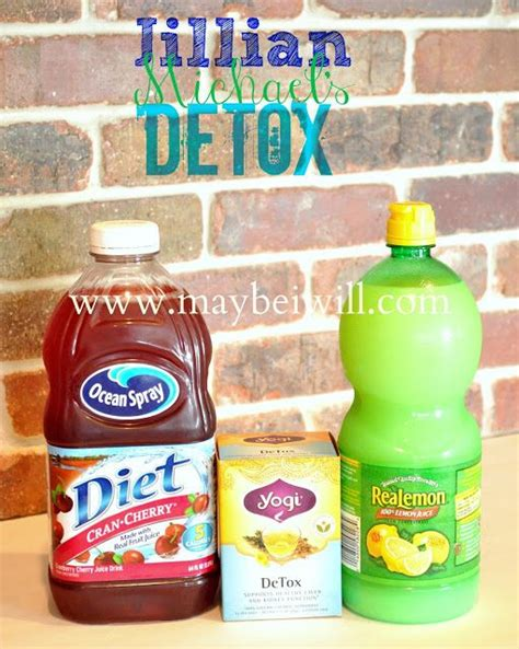 Jillian 30 Day Detox Water by Jillian Detox Water Recipe Detox Waters