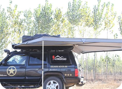 Vehicle Awnings South Africa by Lr Fox Wing Awning Longroad Cers Co Limitd