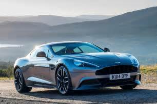 Picture Of An Aston Martin Aston Martin Vanquish And Vantage Replacements Coming