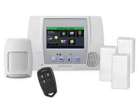 home security devices honeywell lynx touch with z wave 174 home alarms from blue
