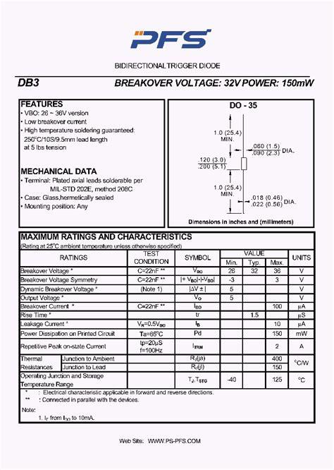 db3 4869385 pdf datasheet ic on line
