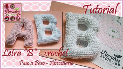 crochet letra  abecedario  crochet youtube