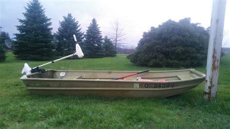 jon boat registration ohio 10 flat bottom sea nymph 550 ohio game fishing your