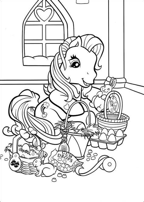 my little pony easter coloring page free liro pony coloring pages