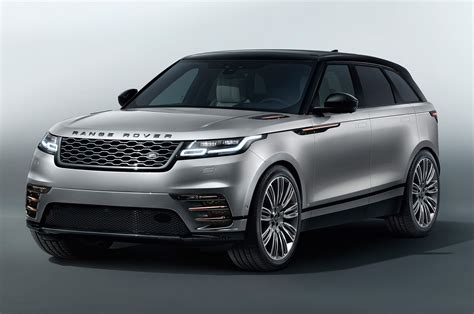 Styling Size Up 2018 Range Rover Velar Vs The