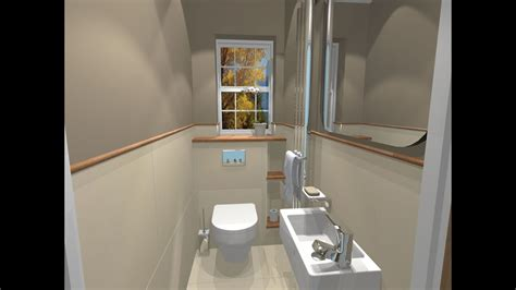 small cloakroom ideas  shower design uk youtube