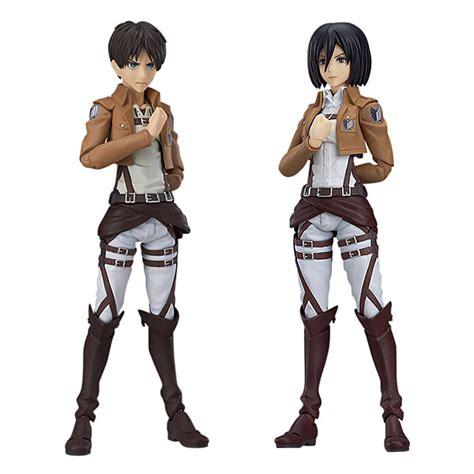 Jaket Cardigan Anime Attack On Titan Coklat Shingeki No Kyojin Pd attack on titan figmas thinkgeek