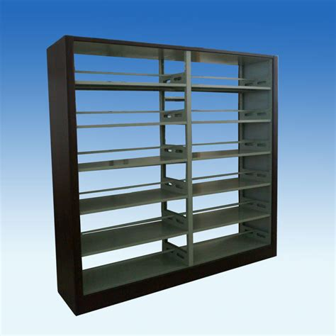 china steel library side bookshelf china steel