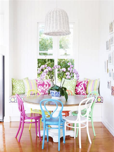 color inspiration room schemes colorful decorating ideas diy projects for a bright and cheery home decorating