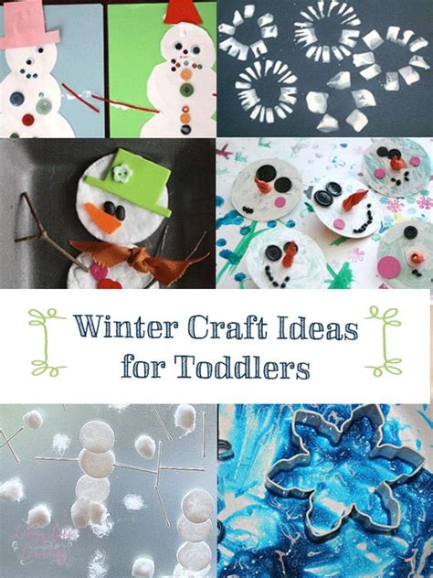 easy winter craft ideas for winter craft craft ideas and toddlers on
