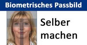 Biometrisches Passbild selber machen ? so geht?s ? GIGA