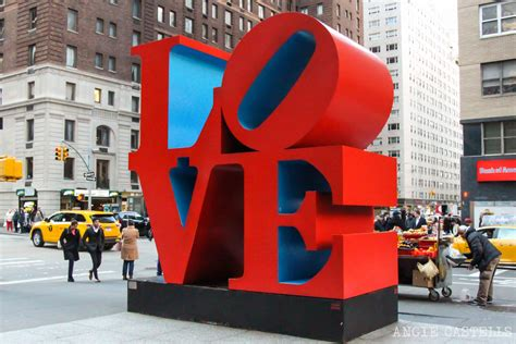 imagenes de i love new york c 243 mo ver las esculturas love y hope de nueva york