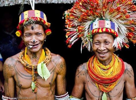 mentawai tribal tattoo ancient traditional tattooed indian tribal people of the