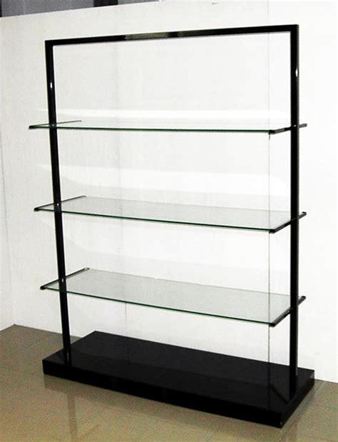 scaffali in vetro produzione e vendita scaffalature per negozi scaffali